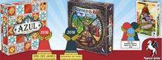 """""""Spiel des Jahres"""" 2018: Pegasus Spiele weiterhin auf Erfolgskurs"""