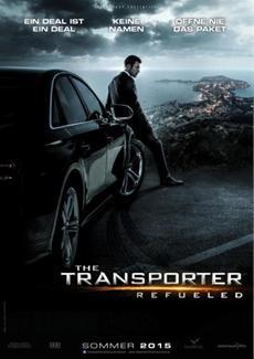 """The Transporter Refueled"" - Deutscher Teaser Trailer ab jetzt online verfügbar"