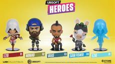 'Ubisoft Heroes' eine brandneue Chibi-Figuren-Reihe von Ubicollectibles