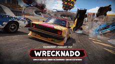 Wrecknado-Warnung: Neues Turnier und neues Car Pack im Anflug!