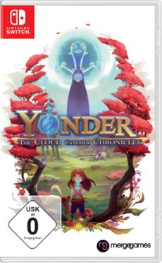 """Yonder: The Cloud Catcher Chronicles"" erscheint am 14. Juni als Handelsbox für Nintendo Switch"