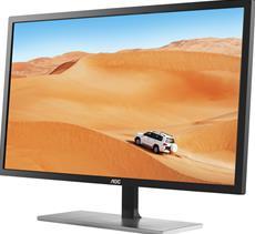"""AOC präsentiert 31,5"""" QHD-IPS-Allrounder-Monitor für nur 249 Euro"""