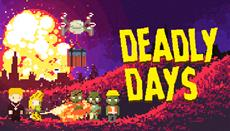 "Assemble Entertainment ab sofort Publisher des Zombie Survival Rogue-Lites ""Deadly Days""!"
