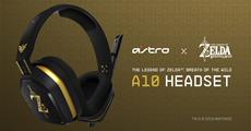 ASTRO GAMING kündigt offizelles Nintendo Switch A10 Headset an