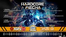 Award-winning 2D robot-combat platformer HARDCORE MECHA got revealed on Nintendo Direct Mini and will launch on October 15th