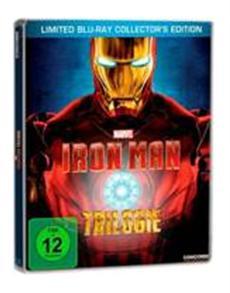 BD-VÖ | Die IRON MAN TRILOGIE im Steelbook: Drei überragende Filme und ein exklusiver Comic