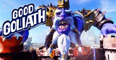 Be Giant in VR Title Good Goliath Now Available