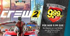 "Bei GameStop zum Release als ""9.99er"": The Crew 2!"