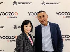 Bigpoints Managing Director Jeff Lu spricht auf der gamescom über Erfolge und kommende Spiele