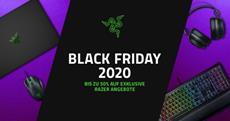 Black Friday startet mit großartigen Razer Deals