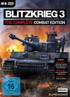 Blitzkrieg 3 Complete Combat-Edition ab heute im Handel