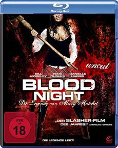 Review (Blu-Ray): BLOOD NIGHT - Die Legende von Mary Hatchet