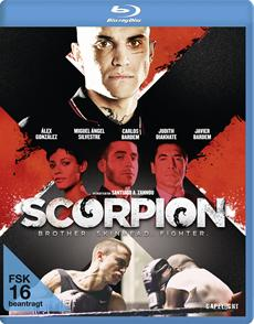 Ab 14.02.2014 auf DVD, Blu-ray und als VoD: SCORPION: BROTHER. SKINHEAD. FIGHTER.