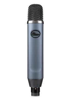Blue präsentiert Ember, ein XLR Mikrofon für professionelle Aufnahmen, YouTube-Produktionen und Streaming
