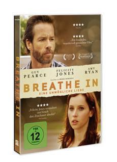 BREATHE IN - EINE UNMÖGLICHE LIEBE - ab 03. Januar 2014 als DVD, Blu-ray und VoD!