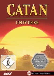 Catan Universe jetzt auch im Handel verfügbar