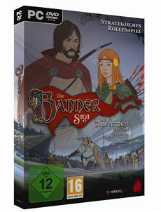 """Collector's Edition von """"The Banner Saga"""" erscheint bei Avanquest"""