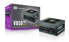 Cooler Master V SFX Gold: Vollmodulare SFX-Netzteile bis 850 Watt mit 10 Jahren Garantie