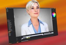 Interaktive 3D-Avatare selbst erstellen - ohne Profi-Know-how