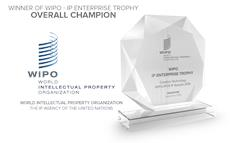 Creative Super X-Fi<sup>®</sup> Headphone Holography Technology gewinnt WIPO-IPOS IP Awards 2018