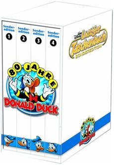 """Das Donald-Jahr startet durch! – Ab 1. April mit der """"Sonderedition – 80 Jahre Donald Duck"""""""