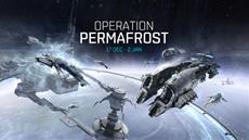 Das EVE Online: Operation Permafrost-Event ist über die Feiertage live