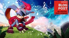 Der von den Klassikern inspirierte Plattformer Kaze and the Wild Masks stellt seine eingängige Spielmusik im Stile der 90er Jahre vor