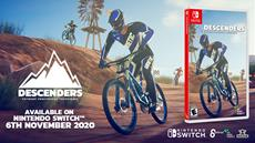 Descenders finally rides onto Nintendo Switch on November 6th