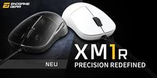 Die Endgame Gear XM1r setzt mit neuem Präzisionssensor, selektierten Switches und frischer Optik Gaming-Maßstäbe!