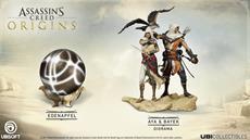 Die komplette UbiCollectibles<sup>®</sup> Sammlung für Assassin's Creed<sup>®</sup> Origins kann ab sofort vorbestellt werden