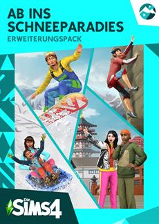 Die Sims 4 Ab ins Schneeparadies-Erweiterungspack ab sofort erhältlich