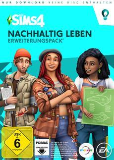 Die Sims 4 Nachhaltig leben ab heute für PC und Konsolen erhältlich