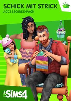 Die Sims 4 Schick mit Strick-Accessoires-Pack angekündigt