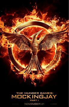 DIE TRIBUTE VON PANEM - MOCKINGJAY TEIL 1: Ein erster Blick auf Katniss als Rebellin und weitere sechs Rebellenposter