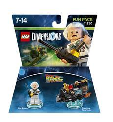 Die Zukunft beginnt heute! LEGO Dimensions feiert mit Back to the Future