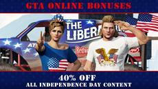 Diese Woche in GTA Online: Unabhängigkeitstag-Specials