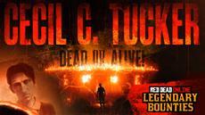 Diese Woche in Red Dead Online: Legendäre Kopfgeldjagd auf Cecil C. Tucker, rollenspezifische Belohnungen & mehr
