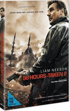 DVD-VÖ | 96 HOURS - TAKEN 2