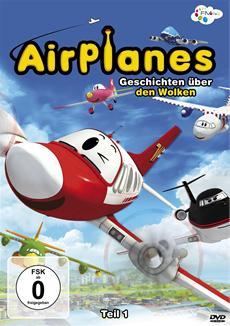 DVD-VÖ | AirPlanes - Geschichten über den Wolken (Teil 1)