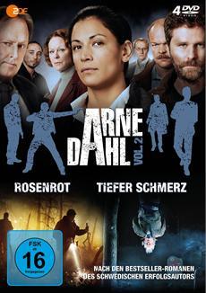 DVD-VÖ | ZDF-Thrillerserie Arne Dahl - Vol. 2