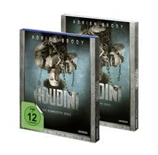 "DVD/BD-VÖ | Oscar<sup>®</sup>-Preisträger Adrien Brody verzaubert als legendärer Magier: Uli Edels Miniserie ""Houdini"" ab 16. April 2015 neu im Heimkino"