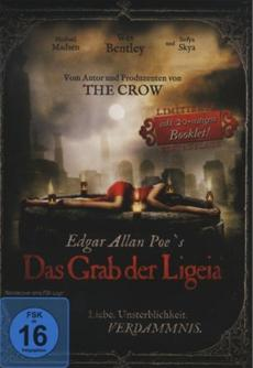 Review (DVD): Edgar Allan Poe's Das Grab der Ligeia