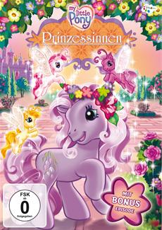 DVD-VÖ | My Little Pony - Prinzessinnen