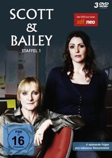 DVD-VÖ | Scott & Bailey