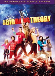 DVD-VÖ | THE BIG BANG THEORY - DIE KOMPLETTE FÜNFTE STAFFEL