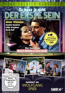 """DVD-Veröffentlichung der Komödie """"Es muss ja nicht der erste sein"""" am 05.06.2015"""