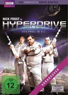 DVD-VÖ | Hyperdrive - Der Knall im All