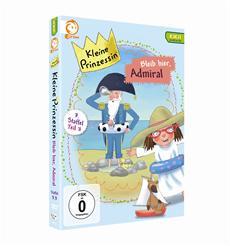 DVD-VÖ | Kleine Prinzessin - Bleib hier, Admiral! (3. Staffel / Teil 3) - Veröffentlichung am 07.11.2014