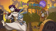 Edna & Harvey: The Breakout - Anniversary Edition ist ab sofort auf Nintendo Switch, PlayStation 4 und Xbox One verfügbar