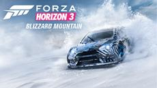 """Winter is Coming: Forza Horizon 3 Erweiterung """"Blizzard Mountain"""" ab sofort verfügbar"""